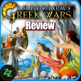 Imperiums Greek Wars Review - Test 4X Turnbased Strategy in ancient Greece