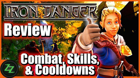 Iron Danger Release -  Combat, Skills, and Cooldowns