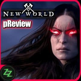 New World (p)Review English - PvE player test of Amazon's MMORPG