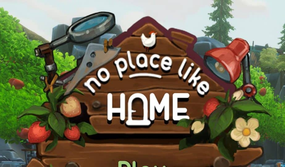 No Place Like Home Game Kurz-Review - Test - Rette die Welt vom Müll - Logo