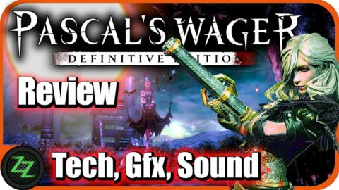 Pascal's Wager Definitive EditionGameplay Tech, Graphics, Sound, Engine, Gfx, Sfx, Translation