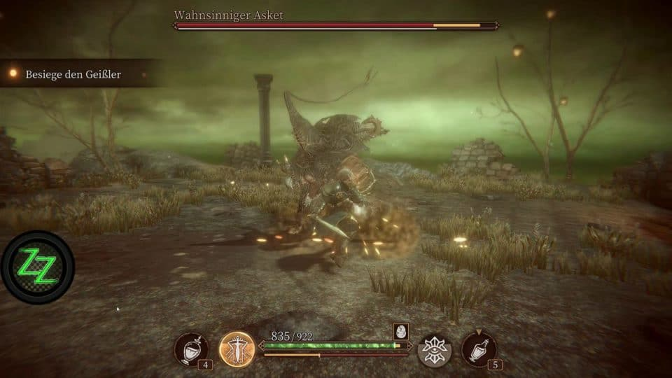 Pascal's Wager Definitive Edition - Review - Soulslike RPG im Test - Mad Ascet - Wahnsinniger Asket