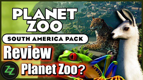 Planet Zoo South America DLC Review Planet Zoo in general