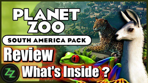 Planet Zoo South America DLC Review What is inside