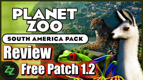 Planet Zoo South America Pack Free Patch 1.2