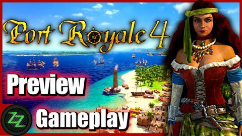 Port Royale 4 Beta Preview Gameplay