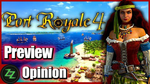 Port Royale 4 Preview Test Opnion and Conclusion