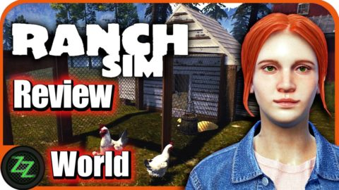 Ranch Simulator Test  World and Scope