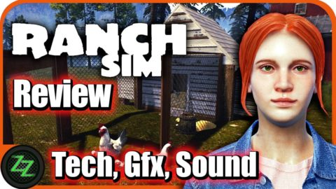 Ranch Simulator Gameplay Tech, Graphics, Sound, Engine, SFX, GFX