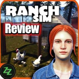 Ranch Simulator Review The hillbilly farm in test