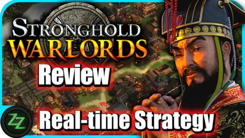 Stronghold Warlords Test Real-time Strategy