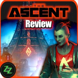 The Ascent Test  Badass Cyberpunk Action RPG Shooter in Review