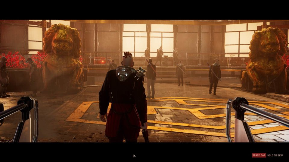 The Ascent Test (Deutsch) Krasser Cyberpunk Action RPG Shooter im Review - you have something that belongs to me - Ihr habt da etwas das mir gehört