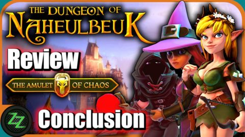 The Dungeon of Naheulbeuk Review - Test des Runden-Taktik RPG mit Humor 08 Opinion & Conclusion - Meinung & Fazit