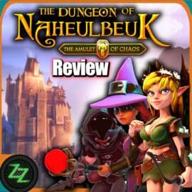The Dungeon of Naheulbeuk Review Test of the turn-based tactic RPG with humor