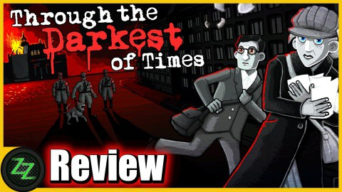 Through The Darkest Of Times Review-Test - resistance is futile