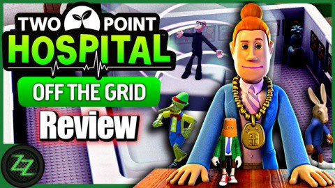 Two Point Hospital Off the Grid DLC Review