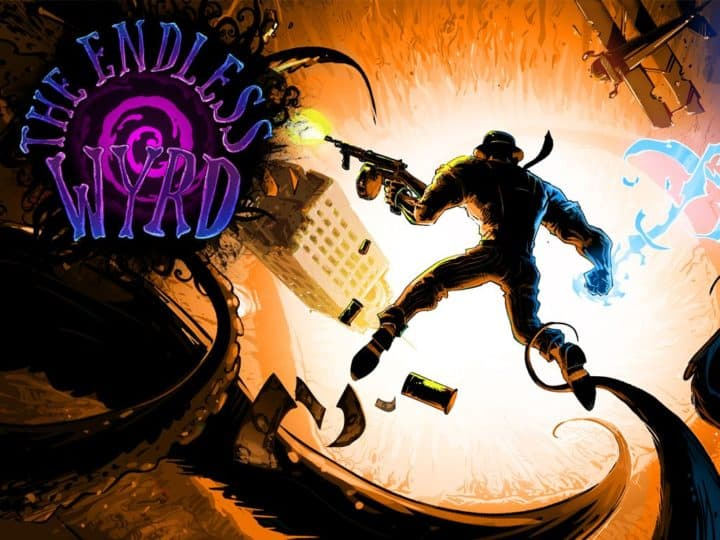 the endless wyrd alpha demo - free steam download - cover