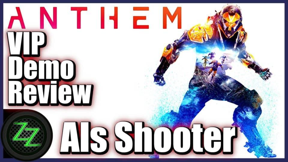 Anthem Deutsch Demo angespielt [Review] - Typisches Bioware Spiel 06 Anthem - Als Shooter betrachtet
