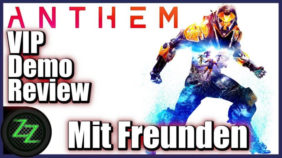Anthem Deutsch Demo angespielt [Review] - Typisches Bioware Spiel 11 Anthem - Mit Freunden Spielen