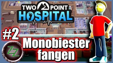 Two Point Hospital Tips and Tricks Catch Mono Beasts