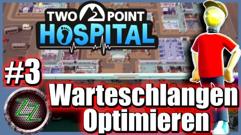 Two Point Hospital Tips and Tricks Optimize queues