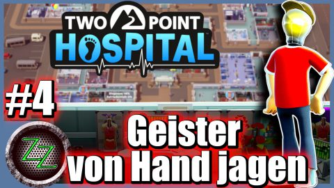 Two_Point_Hospital_Tips and Tricks - Ghosts hunt manually