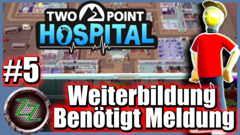"""Two Point Hospital Tips and Tricks """"Further training needed"""" Messages"""
