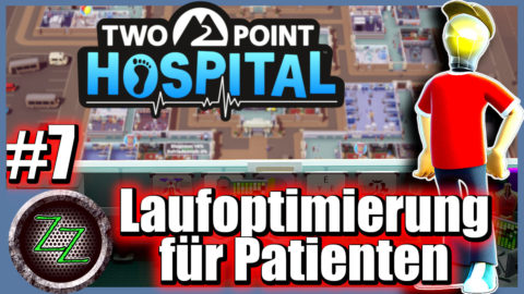 Two Point Hospital Tips and Tricks  Route optimization for patients