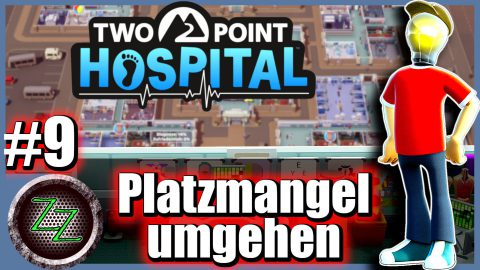 Two Point Hospital Tips and Tricks  Avoid lack of space