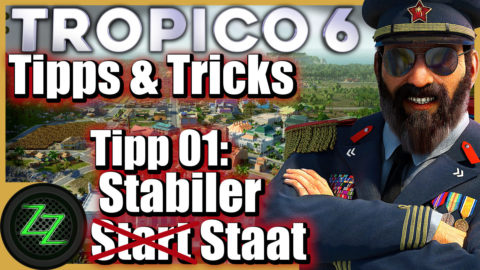 Tropico 6 Tips and Tricks for Beginner and Advanced Players 01 Tip 1 A stable Start/State