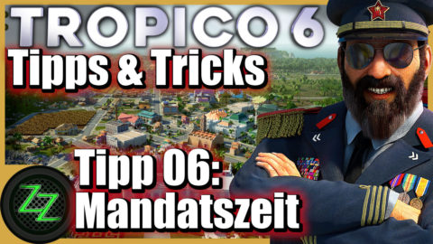 Tropico 6 Tips and Tricks for Beginner and Advanced Players Tip 6 - Mandate Time