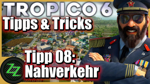 Tropico 6 Tips and Tricks for Beginner and Advanced Players Tip 08 Local transport