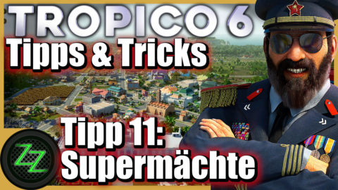 Tropico 6 Tips and Tricks for Beginner and Advanced Players Tip 11 Diplomacy and trade with superpowers