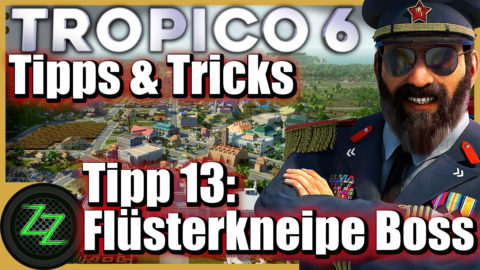 Tropico 6 Tips and Tricks for Beginner and Advanced Players Tip 13 2nd Mission Speakeasy - How to find and arrest the Mafia boss