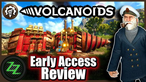 Volcanoids Review  Steampunk Survival im Early Access Test