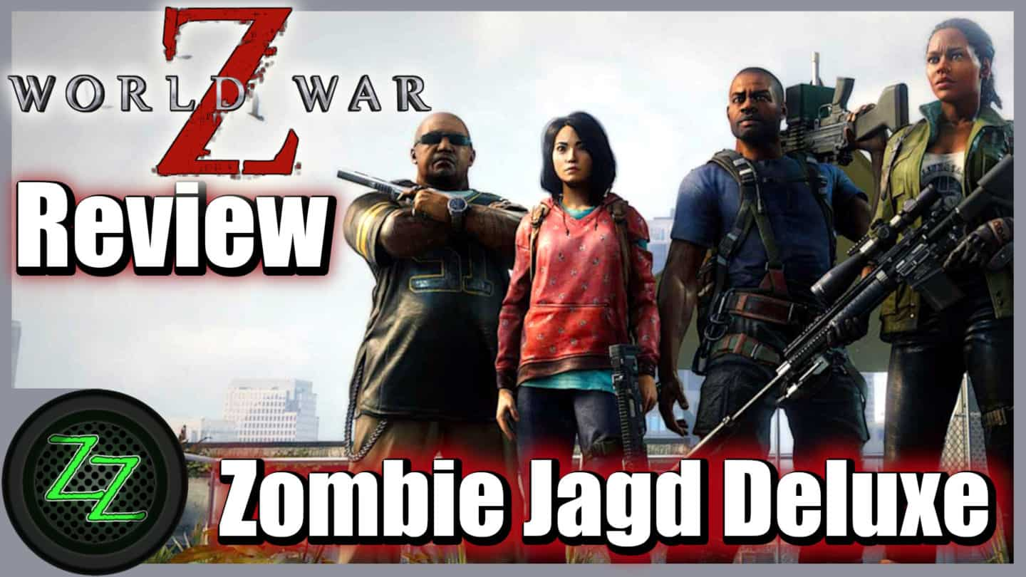 World War Z Review Deutsch German 3rd Person Koop Shooter mit Schwarm Zombies im Test
