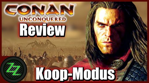 Conan Unconquered Review - Coop Mode