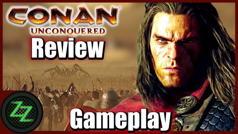Conan Unconquered - Gameplay