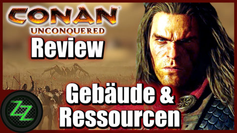 Conan Unconquered Review - Buildings and Resources