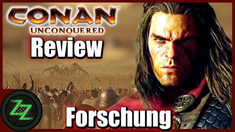 Conan Unconquered Review: Forschung