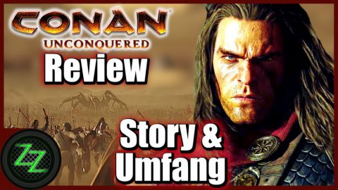 Conan Unconquered Review - Story and scope