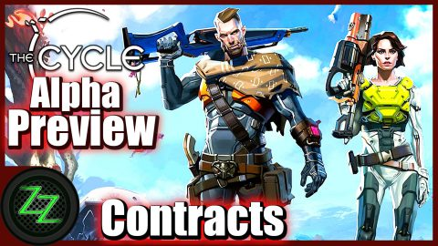 The Cycle Review Deutsch (Alpha) Lohnt sich der kommende Free2Play Shooter - reingezapt & angezockt 06 The Cycle - contracts