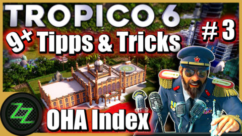 How to raise the TAO index in mission Tropicoland