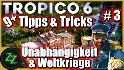 Tropico 6 Help -  Declare independence and reach the age of world wars