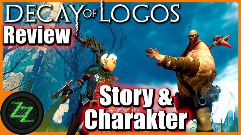 Decay of Logos Story and Character