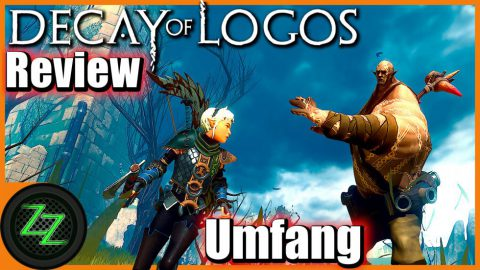 Decay of Logos Review  Scope of the game