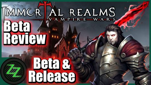 Immortal Realms Vampire Wars Beta and Release