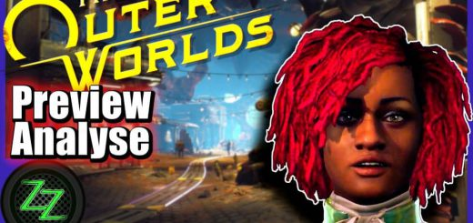 Outer Worlds Preview Analyse zu Obsidians SciFi Weltraum Fallout Welt Werte Skills Perks