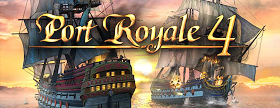 Port Royale 4 announced for 2020